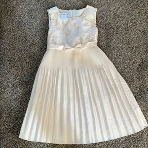 Bonnie Jean 16 flower girl first communion dress